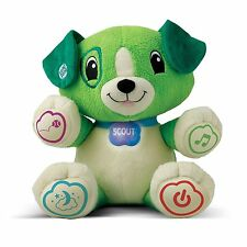 LeapFrog my pal green New without box