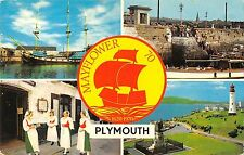 BT2719 Plymouth costume folklore      England