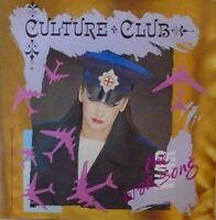 "CULTURE CLUB - War Song ~  7"" Single PS"