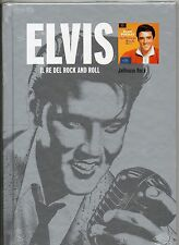 ELVIS PRESLEY BOOK + CD Jailhouse Rock ABBIN Sorrisi MADE in ITALY 2010 SEALED