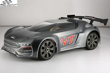 NEW! HOBAO 1/8 New Hyper VT On-Road Nitro RTR- Dark Gray Body 18+18kg Servo USPS