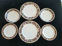 Set of 6 Majesticware by Sakura Inglewood Pattern