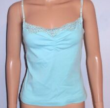 Maurices Lace Stretch Cami Tank Top Women's Girls Juniors sz XL embellishments