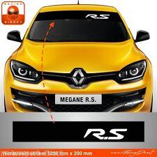 Sticker Renault sport RS Clio twingo Megane aufkleber adesivi pegatina  RE43B
