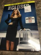 The Closer - The Complete Third Season (DVD, 2008, 4-Disc Set)