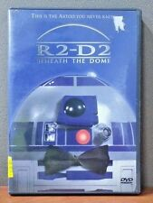R2-D2: Beneath the Dome (DVD)  LIKE NEW