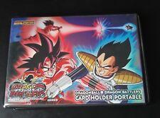 Dragon ball Dragon battlers binder holder card