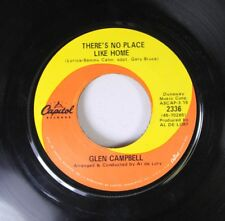 Christmas 45 Glen Campbell - There'S No Place Like Home / Christmas Is For Chi 3