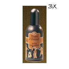 3x tesori d´Oriente Fiori di loto Parfüm 100ml EdT Lotusblumen Eau de toilette