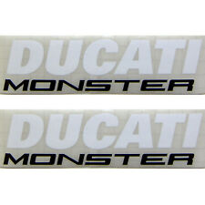 Ducati Monster gas tank decals stickers # 410