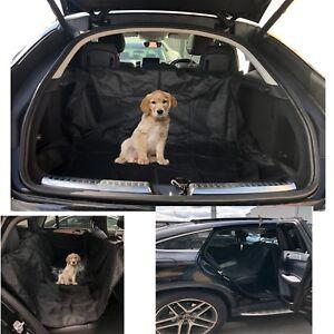 Waterproof Car Boot Liner Rear Seat Cover Mat  Dirt Protector Pet Dog Heavy Duty