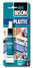 Bison Plastic 25 ml - strong quality adhesive for bonding hard plastics