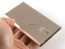 1080P HD WiFi Spy Hidden Camera 5000MA Power Bank For Android iPhone H8 Gold