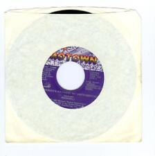 Rockwell SOMEBODY'S WATCHING ME /both sides  Motown 1702 MF 1983 45rpm