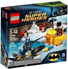 Lego DC Super Heroes 76010 Scuba Batman THE PENGUIN FACEOFF Duck Minifigures NEW