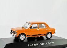 Fiat 128    1969-1976  orange   /    IXO/Altaya   1:43