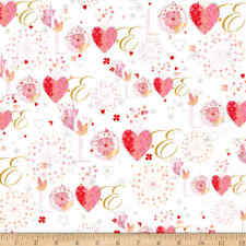 All my Love 27526  Z  QT 100% Cotton FABRIC priced by the Yard
