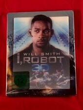 I Robot limited 3D/2D Blu Ray Steelbook with magnetic Lenticular Cover