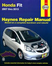 SHOP MANUAL HONDA FIT SERVICE REPAIR BOOK HAYNES CHILTON