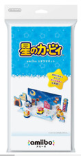 NEW Nintendo 3DS Wii U Amiibo Diorama kit   (Kirby of the Stars) JP  F/S