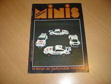 Minis Autos N°15 de janvier 1977 Ensign F1 1/43