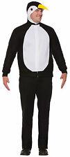 Penguin Hoodie- Adult Unisex Costume