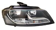 Phares Audi a3 8p 2008-Facelift sporback Limo Cabriolet h7 réacteurs à eau légère droite moteur
