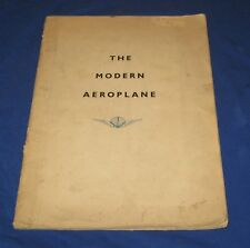 Vintage Shell Promotional 'The Modern Aeroplane' - Pop Up Cutaway Book 1930s