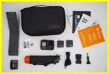 GoPro HERO8 Black Action Camera All You Need Bundle+Handler +Case +2 BATTERY NEW