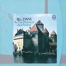 Bill Evans - At the Montreaux Jazz Festival [New CD] Holland - Import