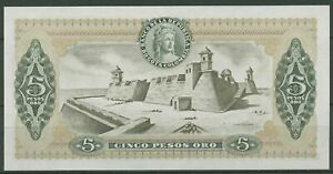Kolumbien 5 Pesos 1.1.1980, KM 406 f kassenfrisch (K539)