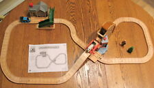THE GREAT DISCOVERY SET, Thomas Wooden Railway  Learnng Curve 2008 EUC