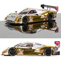 SCALEXTRIC Slot Car C3841 Ford Daytona Prototype, MSR Austin 2014