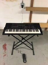 Yamaha PSR-510 Keyboard W/ Sustain Pedal And Stand, Sounds Great, 128+ Effects