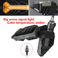 Motorcycle Modified Turn To Lighting Driving Passing Turn Signal Fog Amber light