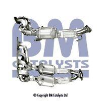 BM Exhaust Catalytic Converter BM92040H Fits FORD C-MAX 1.6L 01/10-01/00