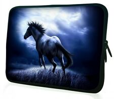 "Horse 10"" Laptop Sleeve Bag Carry Case Cover For 10.1""inch Android 5.1 PC Tablet"