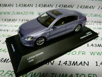voiture 1/43 J collection JAPON : LEXUS GS450H 2006