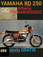 Juego Juntas Athena P400485850262  Yamaha RD 250 1973/1975