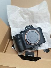 Sony a7r iii alpha A7R III 42mpx camera mint very low actuations