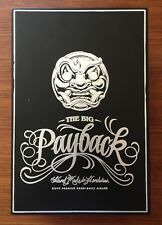 The Big Payback Room 101 Sixty X Six Empty Solid Wood Cigar Box 10 3/4 x 7 x 5""