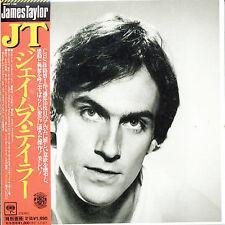 James Taylor JT cd 1977/2006 JAPAN MINI-LP SLEEVE Linda Ronstadt.Carly Simon