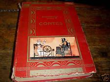 contes d'andersen illustrations salcedo /geldage 1927