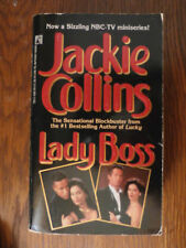 LADY BOSS Collins POWER SEX Romance Pride PASSION Drama Novel Book SUSPENSE