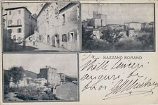 # NAZZANO ROMANO: 3 VEDUTE  1906