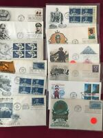 FDC First Day of Issue Covers. AB-56. All Unaddressed.