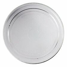 SPARES2GO Smooth Glass Turntable Plate for AEG Microwave Oven 270mm