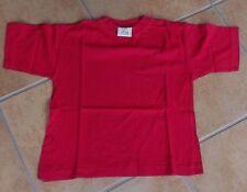 Mädchen T-Shirt von Fashion Aggain Gr. 122 / 128 ,KIds  ,Rot