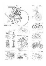 Fahrrad mit Hilfsmotor und Technologie 4500 Seiten!