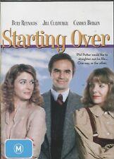 STARTING OVER - Burt Reynolds, Jill Clayburgh, Candice Bergen - DVD